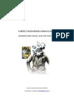 Manual de soldadura y corte subacuáticos Juan M. Medina