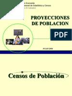 Proyección poblacional