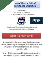 smart grid platform for Bangladesh