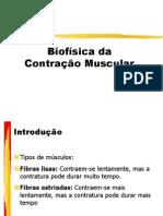 Aula 9 - Biof¡sica muscular