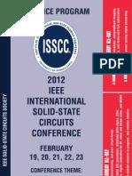 ISSCC2012 Program