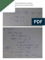 Examen de Matemáticas