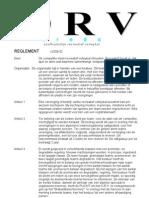 ORV Reglement v2009.02