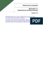 DMS_A2.2Especificación de Requerimientos