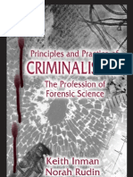 Principles and Practice of Criminal is Tics