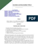 Essays on Untouchables and Untouchability 3- Dr. B.R.ambedkar