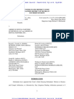 Defendant Answer Doc21 American Dental Partners