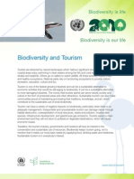 Biodiversity and Tourism
