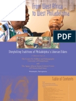 Hufford From West Africa to West Philadelphia Pe_wafrica_stories