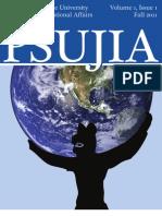 Penn State Journal of International Affairs Fall 2011 Issue 1 Volume 1