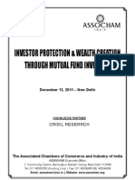 CRISIL Research Assocham Mutual Fund Paper Dec11