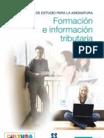 Formacion e informacion tributaria Guía
