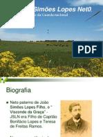 Joao Simoes Lopes Neto