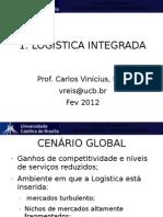 Slide 1 Custos - Logistica Integrada