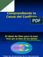 La Causa Del Conflicto