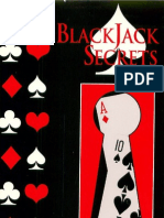 Blackjack Secrets of Stanford Wong