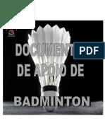 Manual de Badminton