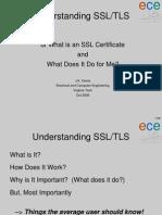Understanding SSL TLS