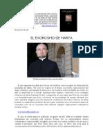 El Exorcismo de Marta de José Antonio Fortea