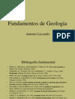 Introdução à GEOLOGIA