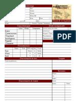 Feuille de Perso DD3