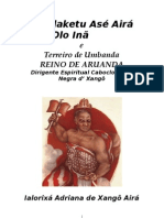6717392 Pontos Cantados de Umbanda