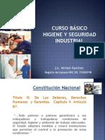 Curso Basico de Higiene y Seguridad Industrial