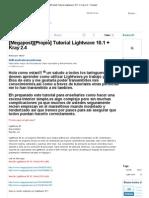 Propio Tutorial Lightwave 10.1 + Kray 2