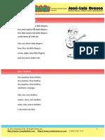 Diez Deditos Lyrics