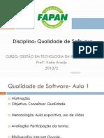 1-Qualidade de Software 1 e 2.PPtpdf