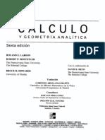 Larson Roland - Calculo Y Geometria Analitica Vol 1