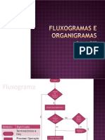 Fluxograma e Organigrama_Érica