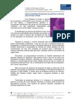 Projeto Genoma Brasileiro Possibilita 29 Depsitos de Patentes e Fomenta Pesquisas Em Todo o Brasil