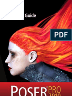 Poser Pro Quick Start Guide