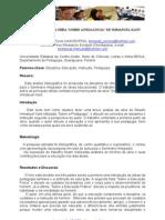 Sobre a Pedagogia Fernanda Nerone