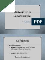 Historia de Laparoscopia