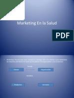 Marketing en La Salud