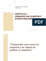 Pasos Charter
