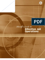 Sheriffs Guide to Effective Jail Operations