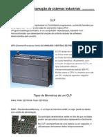 CLPs - Automação Industrial