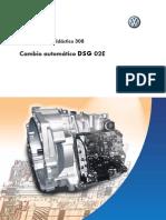 308 Cambio Automatico DSG 02E