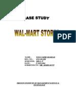 75072712 Wal Mart Report