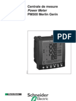 PM500 User Manual