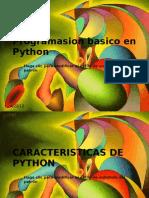 Program as Ion Basico en Python