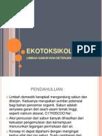 EKOTOKSIKOLOGI