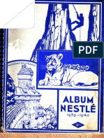 Album Nestlé 1939-1940