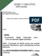 Adsl, Sonet y Circuitos Virtuales
