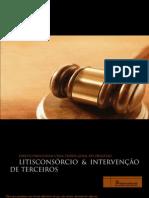 Litisconsórcio e Intervenção de Terceiro Resumido