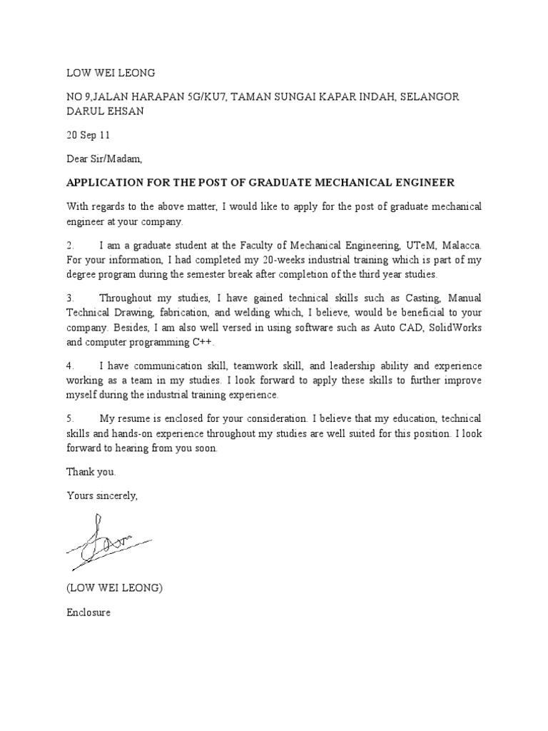 Cover Letter For Adjunct Faculty Position   Resume CV Cover Letter