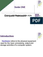 TG1+ +Hardware